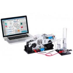 Samochód elektryczny na wodór - zestaw szkoleniowy