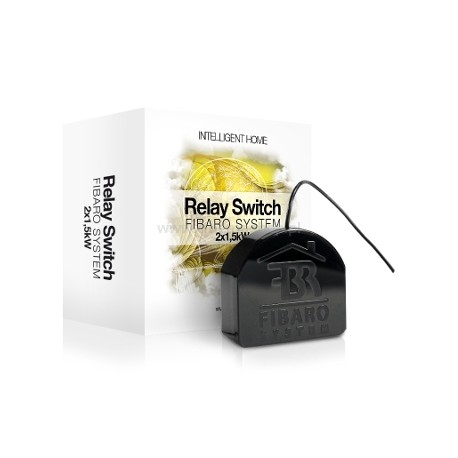 Relay Switch (Włącznik) 2x1,5kW FGS-221