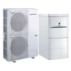 Powietrzna pompa ciepła Lizea II IV 16 MM do 300 m2 16 kW