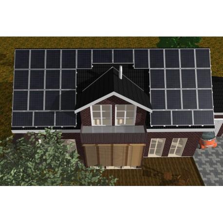 Instalacja fotowoltaiczna 10 kWp